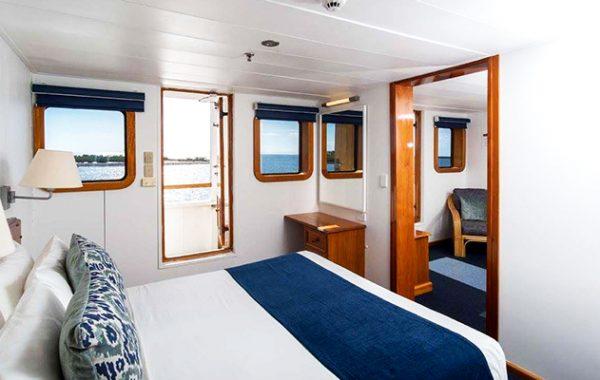 Tabua Suite Reef Endeavour Captain Cook Fiji Cruise