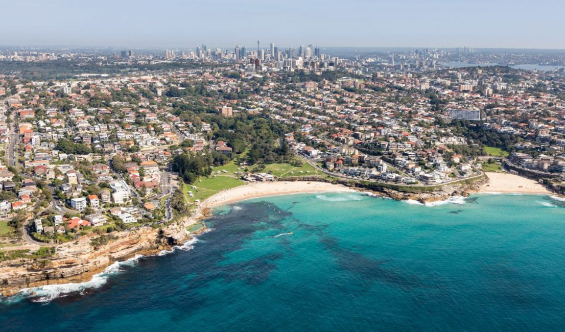 Bronte Beach Sydney Coastal Walks