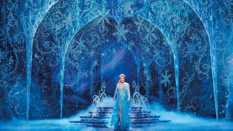 Frozen The Stage Show