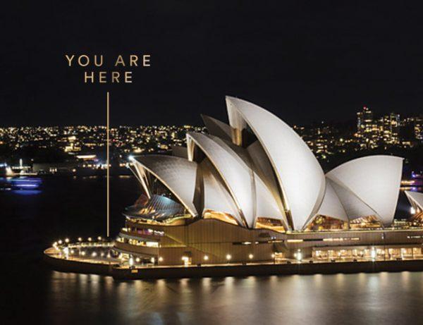 NYE In Sydney Opera House