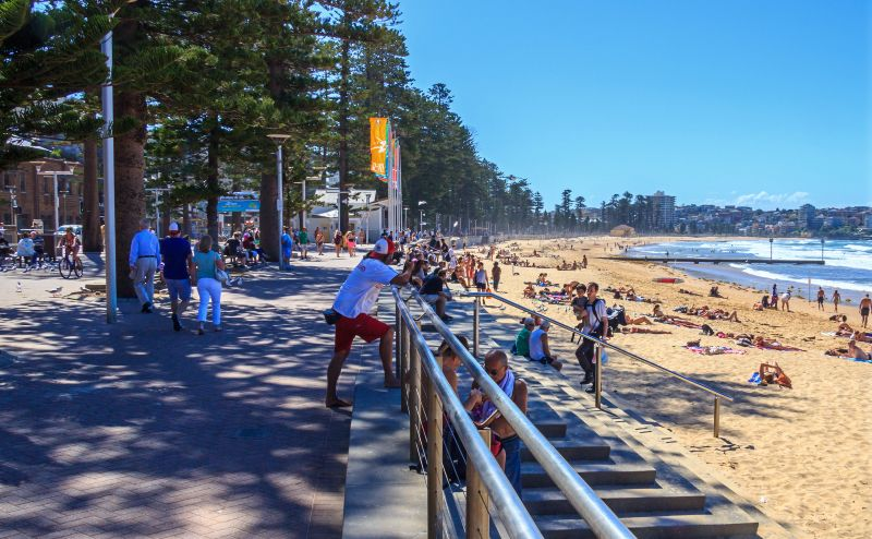 What to do in Manly Beach Australia