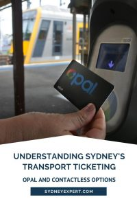 How to use public transport in Sydney