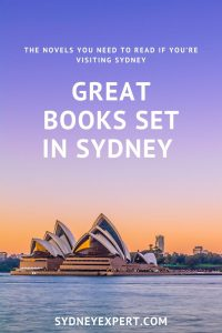 Books set in Sydney