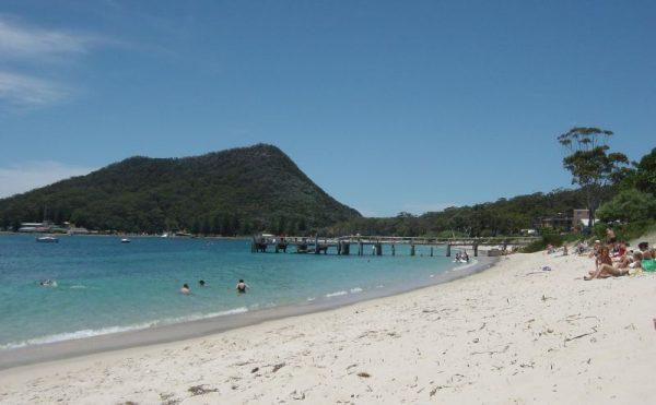 Shoal Bay Beach Port Stephens