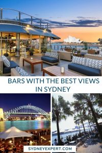 Bars in Sydney with a view