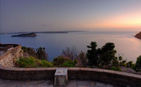 West Head Lookout Kur-ring-gai National park