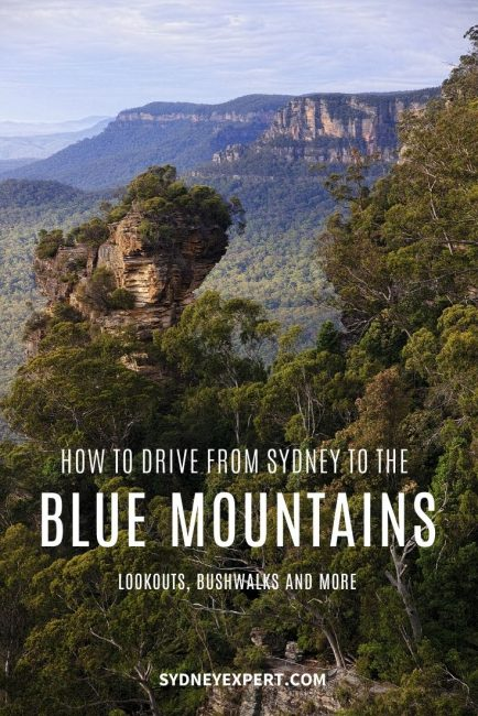 How to find the best lookouts, bushwalks, waterfalls and more in the Blue Mountains Sydney