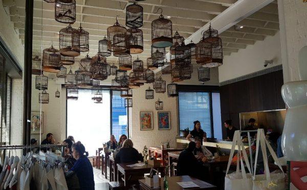 White Rabbit Gallery Tea room Sydney