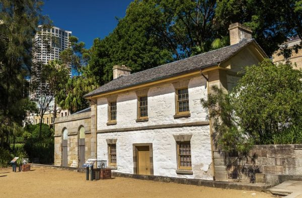 Cadmans Cottage The Rocks Sydney Colonial Building