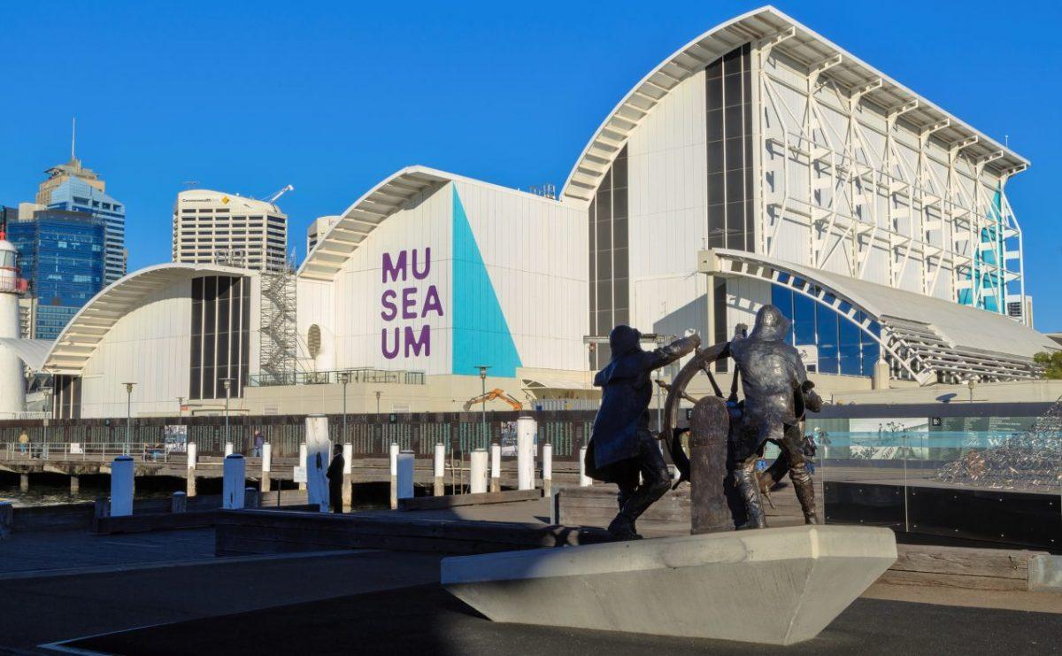 National Maritime Museum Sydney