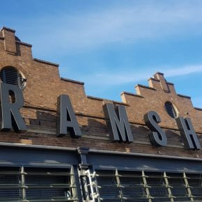 Sydney Tramsheds Food precinct