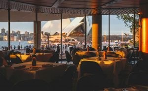 Aria restaurant Harbour View