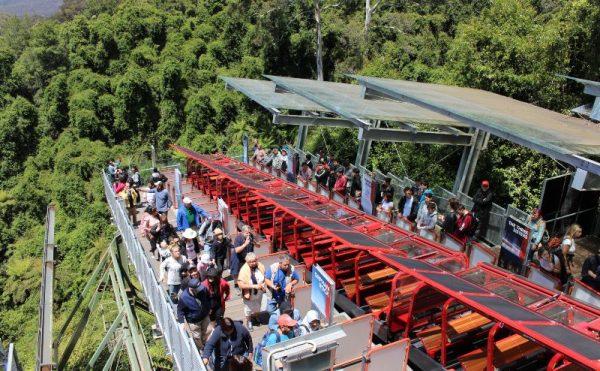 Scenic Railway Blue Mountains Tour