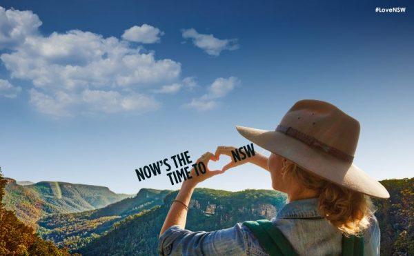 Bushfire recovery campaign NSW