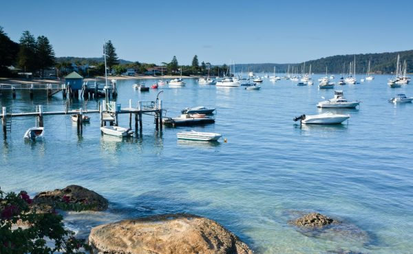 Sydney weekend getaways to Pittwater
