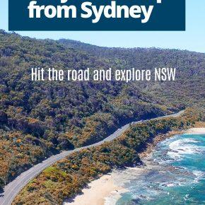 Sydney road trips
