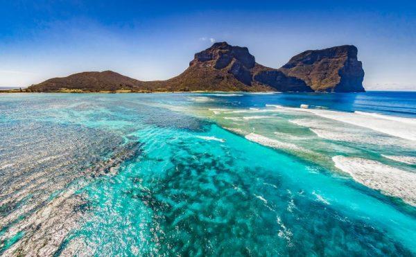 Lord Howe Island UNESCO World Heritage Site