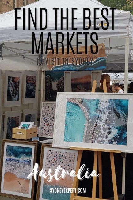 Markets in Sydney