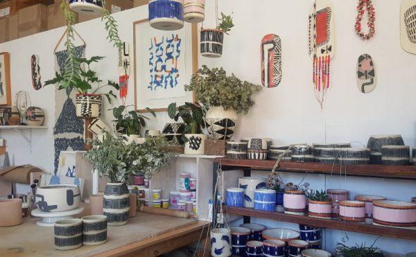 artists studios on Marrickville