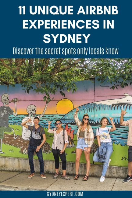Airbnb Sydney Experiences