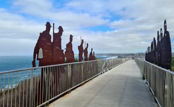 A walk on the Anzac memorial bridge is one of the things to do in Newcastle you should not miss.