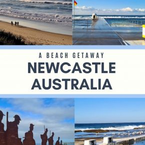 Newcastle Beach getaway