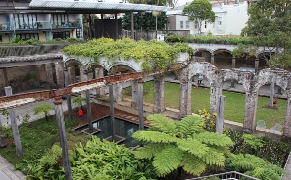 Paddington Reservoir Garden Oxford Street Sydney