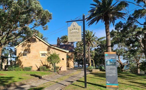 Carrs Cottage Museum Carrs Park Sydney