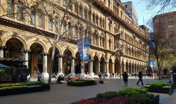 Sydney's GPO Building