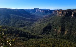 Grose Valley Blue Mountains walks 2020