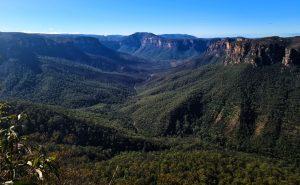 Grose Valley Blue Mountains walks 2020