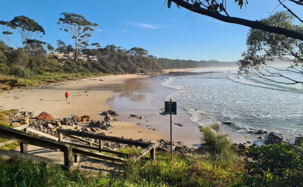 Weekend in Mollymook beach getaway