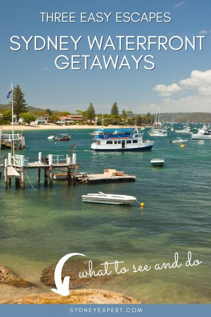 Sydney Weekend Getaways photo of PIttwater