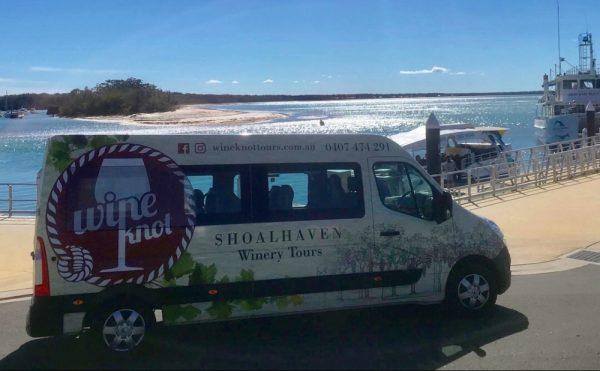 Wine Knot Tour Bus