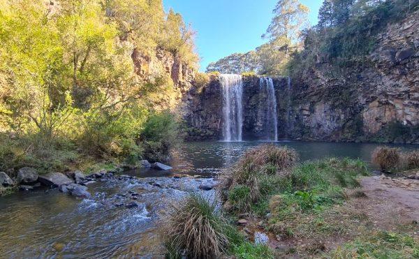 Dangar falls NSW Waterfalls