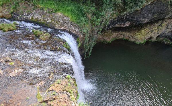 Killen Falls Waterfall in NSW
