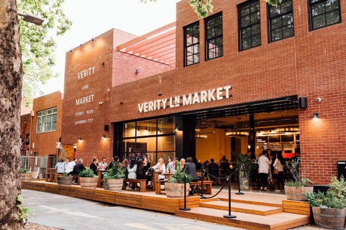 Verity Lane Market