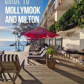 Weekend in Mollymook