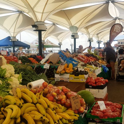 EQ Market Moore Park Sydney