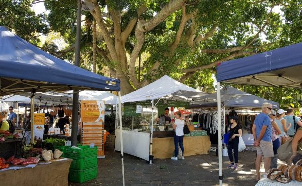 Kings Cross Market in Sydney