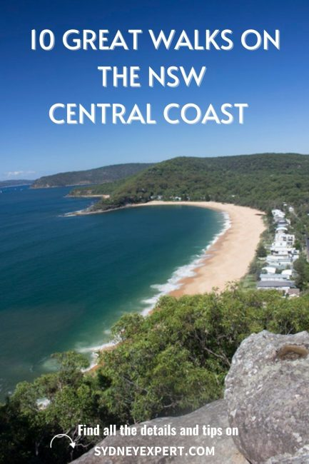 Central Coast walks
