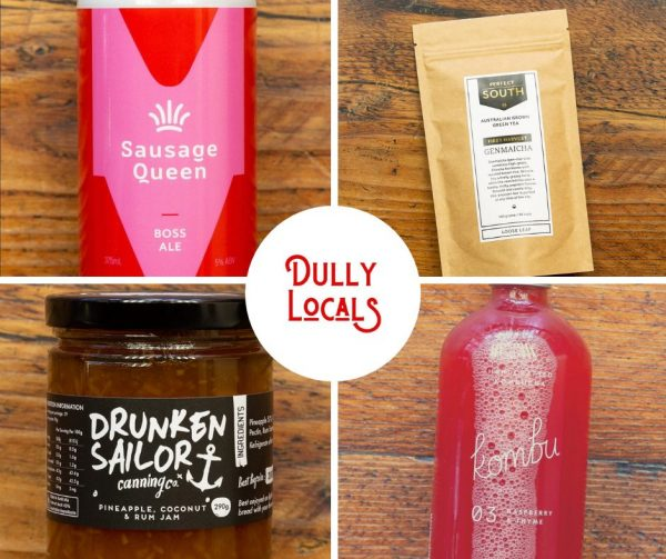 Dully Locals Sydney Christmas gift ideas