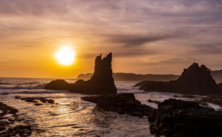 Kiama Sunrise Cathedral Rocks