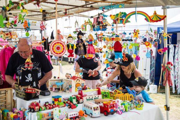 Cambridge Shire Christmas market