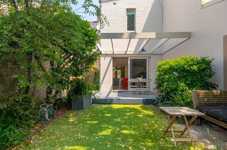 Redfern Airbnb Garden