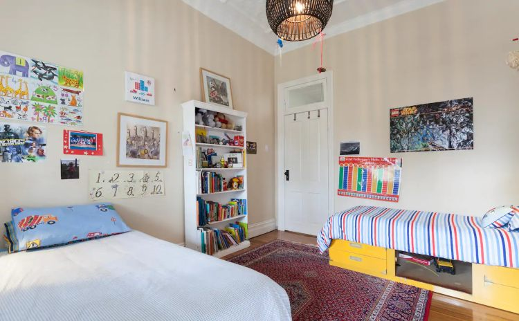 Childrens bedroom Airbnb Waverton