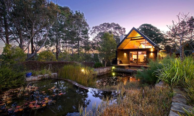 Wentworth Falls Airbnb Watergarden