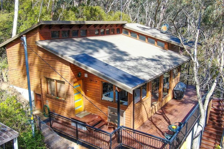 Blue Mountains Tree house
