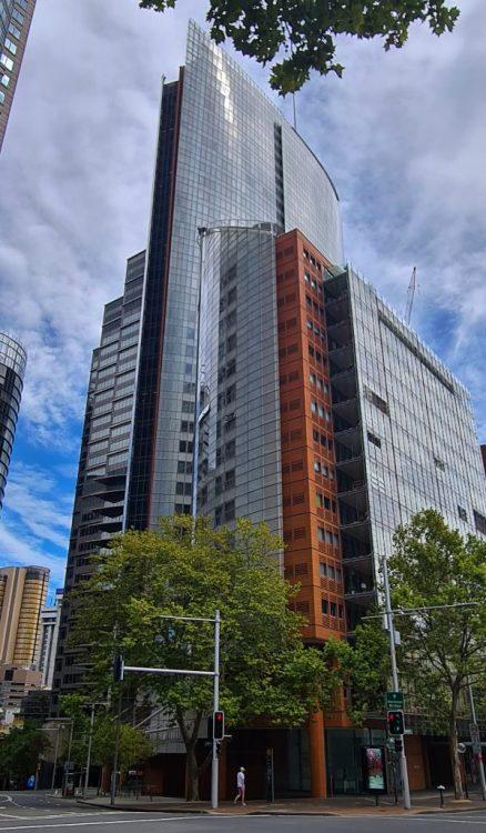 Aurora Place Sydney Renzo Piano