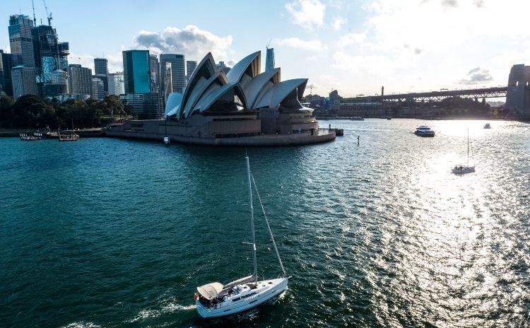 Sydney By Sail Valentines Day